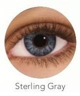 Kleurlens Sterling-Grijs