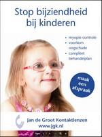 kinderen en bijziendheid