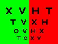 rood-groen test