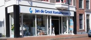 Jan de Groot Kontaktlenzen Optometrisch centrum Groningen