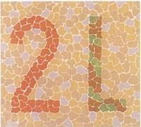 Afbeelding kleurenblindheids test