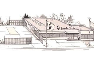 Jan de Groot Kontaktlenzen, nostalgie uit Woerden