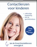 Kinderen en contactlenzen